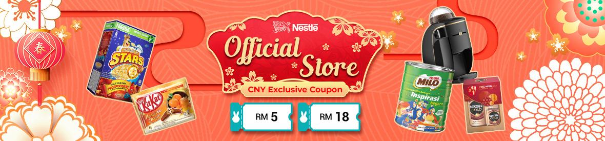 Nestle CNY