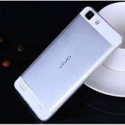 Tpu Ultra Thin Back Cover For Vivo Y31 - White