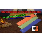 Portable Auto/self Inflatable Air bed Mattress Cushion/Camping Mat