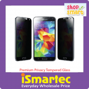 [Wholesale] Samsung Galaxy S6 Premium Privacy Tempered Glass