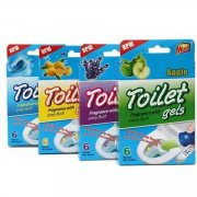 Taiwan Toilet Flush Gel Cleaner