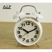 ALP Alarm Clock Silent Night Old School Design