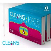 (2Boxes) Clean5 No More Fats Clean 5 USA Formulated