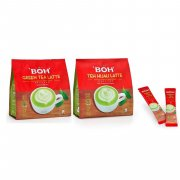 NEW BOH Green Tea Latte (Bundle of 2X324g)