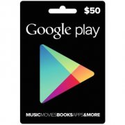 Google Play Card 50 USD (USA Region)