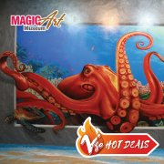 Melaka: Magic Art 3D Museum Admission Ticket