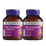 Blackmores Kids Multivitamins + Minerals (60 tablets X 2 bottles) (Expiry Date: 8/2019)