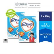 LACTOKID 1-3 without Probiotics Soft Pack (900g x 2 packs)
