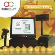 AutoCount POS Standard + Accounting Version 1.9 Edition (With Training & Support)
