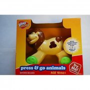Early Development Toys Play Right Press & Go Animals by Walgreens Co.