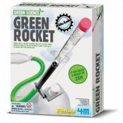 4M Green Rocket by 4M