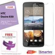 [Wholesale] HTC Desire 830 Tempered Glass Protector 0.26mm + 9H Hardness (HD Clear)