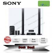 Sony 5.1ch DVD Home Cinema System With Bluetooth® 1000W DAV-DZ650