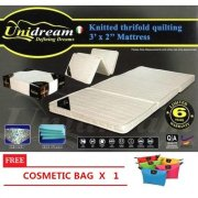 Venice Unidream Coconut Fibre Trifold Single Mattress With Gift x 1