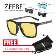 ZEEBE Photochromic Polarized Sunglasses Unisex Anti Glare UV400 03