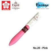 Sakura Espie 3D Decoration Marker Pen No.20 - Pink