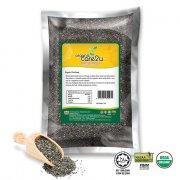 Organic Care2u Organic Chia Seed (1KG + 100g)