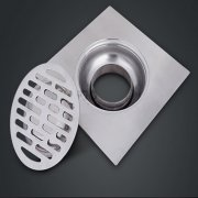 15*15cm 15cm 6 inch Stainless Steel Floor Drain Drainer Cover 2432.1