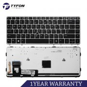 HP Elitebook 745 840 850 G1 G2 ZBook 14 Replacement Laptop Keyboard 762758-001