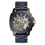 Fossil Men's Modern Machine Automatic Skeleton Dial Watch ME3133