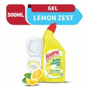 Harpic Active Cleaning Gel 500ml/450ml