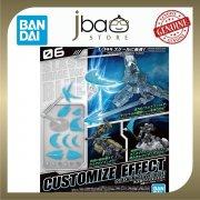 Bandai 06 1/144 30MM Customize Effect Slash Image Ver. Blue 30 Minutes Missions
