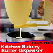 Kitchen Butter Batter Dispenser Bakery Tool Cup Cake Tool