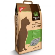Nature's Eco - 100% Recycled Paper Cat Litter 30L
