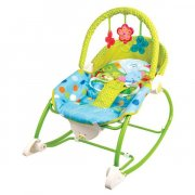 FP 3 PHASES INFANT TO TODDLER ROCKING CHAIR HAMMOCK - GREEN