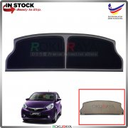 Perodua Myvi (1st Gen) 2005-2011 Custom Fit Rear Top Speaker Board 12mm Thick (PVC Wrapped)