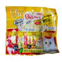 Ciao Chu-Ru Tuna & Scallop Mix 20 pcs - SC129