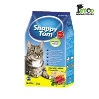 Snappy Tom Tuna, Chicken & Vegetable Dry Food 8kg