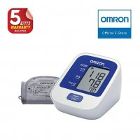 Omron Upper Arm Automatic Blood Pressure Monitor HEM-7124