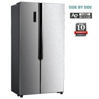 SHARP Side by Side Refrigerator SJX508MS
