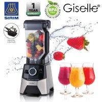 Giselle Powerful & High Performance Nutrition Ice Commercial Blender (KEA0010)