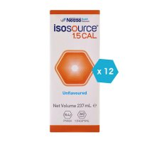 ISOSOURCE 1.5 CAL 237ml x12