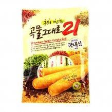 21 Premium Grain Crispy Roll ~ Korea Healthy Snack ** HOT HOT DEAL (3 pack in 1 set)