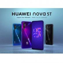 Huawei Nova 5T 8+128GB - Original Huawei Malaysia Warranty
