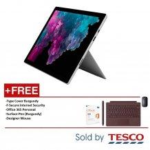 Surface Pro 6 (KJV-00012) i7 / 16G / 512G + TCBurgundy + FS + Pen + 365 Personal + Mouse
