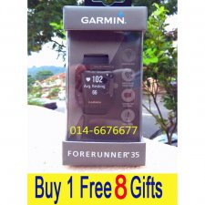 New Original GARMIN Forerunner 35 Run Watch (Free 8 Gifts)