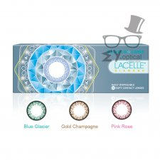 Bausch and Lomb Lacelle™ Diamond Color Contact Lens- Daily (Bundle Twin Deals)