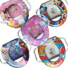 Soft Seat Baby Potty Toilet Training (Assorted Design)