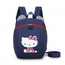 ISALES Cartoon Baby Kids Anti Lost Backpack