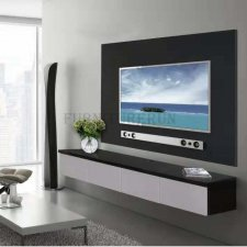 Maron Floating Wall Theater Entertainment Center (Pre-Order 2 Weeks)(Include installation)