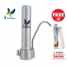 Doulton HQS Biotect Ultra SS, Healthy Minerals Water Filters System