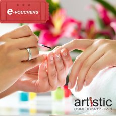 [Artistic Snova Beauty] Classic Manicure + Pedicure + Half Leg Scrub for 1 Person