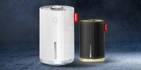 PISEN Meatball Mini Air Humidifier 2in1 Bundle