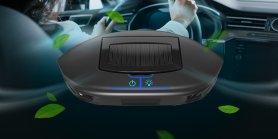 JOVE Car or Indoor Air Purifier Q5 ~ Black