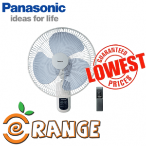 PANASONIC F-MU44R 16' 40CM WALL FAN (COME WITH REMOTE CONTROL)