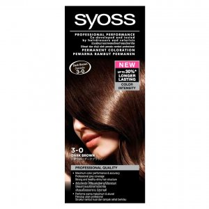 Syoss Color Baseline 3-0 Dark Brown